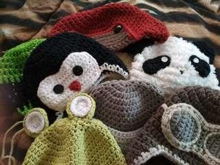 Kelas mengait/crochet class