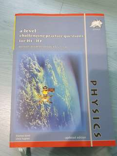 GCE A Level Physics Challenging Practice Questions