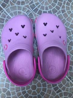 Crocs mickey for girls FREE DELIVERY