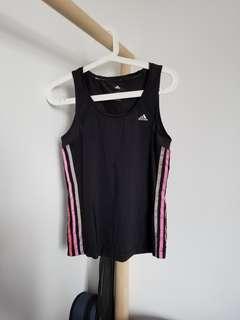 Adidas climacool size M tank 女裝運動背心上衣