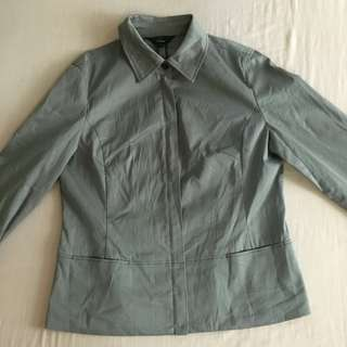 Unisex Ensuite Gray Jacket