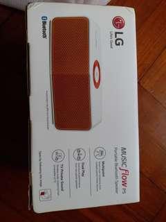 LG music flow P5 Bluetooth Speaker