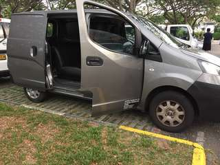Delivery van cheapest in city