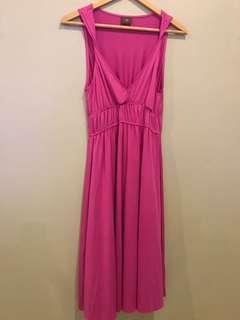 Pink lovely dress