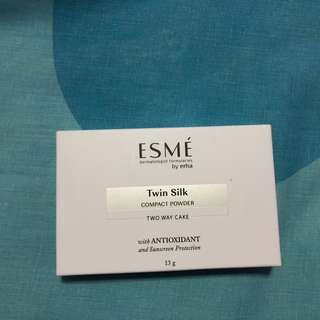 ESME by Erha Twin Silk Compact Powder