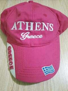 Athens Greece Souvenir Cap