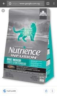 Nutrience Infusion Adult Cat 2.5kg (oct19)