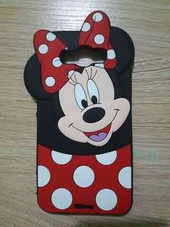 Minnie Mouse Phone Case- Samsung J7 2016