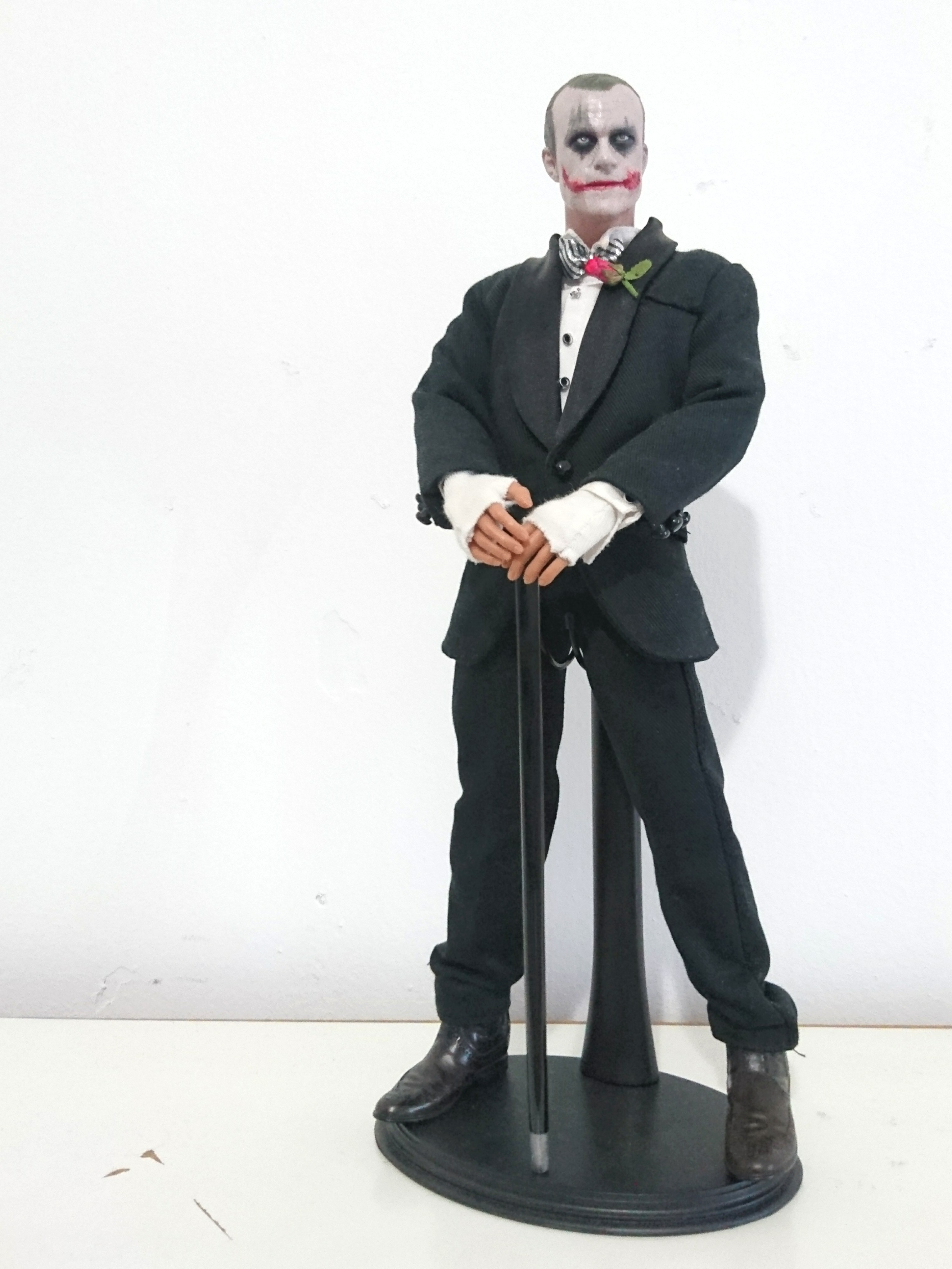 1 6 scale joker in gangster tuxedo toys games bricks figurines