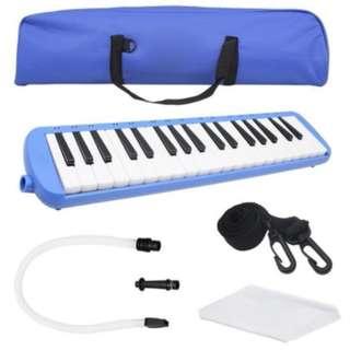 32 Keys Melodion Blue With Bag