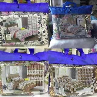 Free SF 5in1 Comforter Set