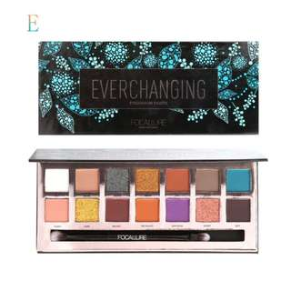 14 colors focallure Eyeshadow Palette Everchanging Collection