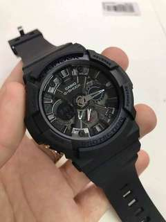 GA-120 GSHOCK WATCH
