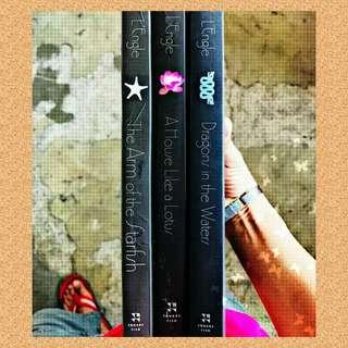 Madeleine L'Engle Novel