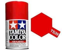 Tamiya TS-39 Mica Red Spray