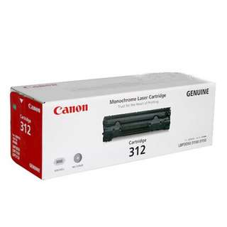 Genuine Canon Cart 312 Toner