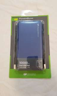 GP power bank mobile charger 10000mAh