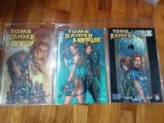 Top Cow - Tomb Raider Witchblade One Shot