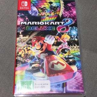 Mariokart 8 Deluxe