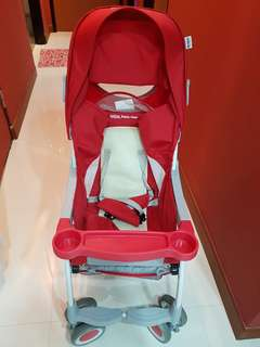 Almost new stroller