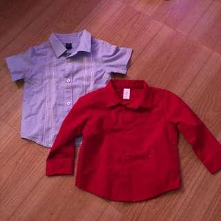 90 Each polo shirt