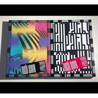 WTB NCT Empathy Poster and Unsealed Album