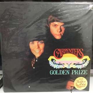 "Carpenters (Golden prize) vinyl LP 12"" (price reduced)"