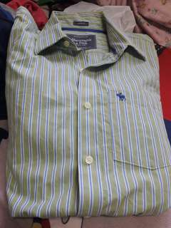 Abercrombic&Fitch襯衫