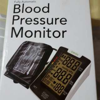 Brand New Full Automatic Blood Pressure Monitor
