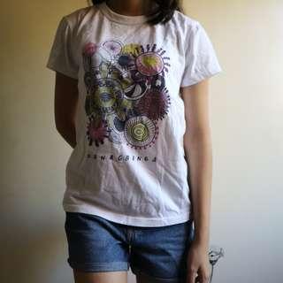 Artwork Floral Shirt