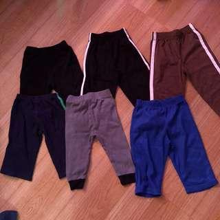 90 Each baby boy sweatpants jogger pants