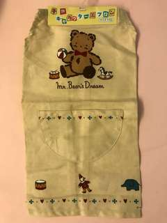 Mr bear's mr bear dream 小童圍裙 1995'