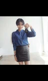 BN with tag Jeans button shirt