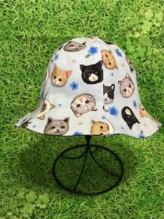雙面帽handmade