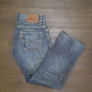 Pre-owned authentic Levi Strauss 523 jeans Levi's