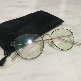 Thin Frame Glasses Spectacles