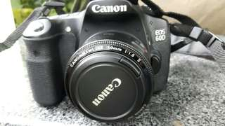 canon 60d lens 50mm f1.8