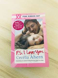 P.S. I Love You by Cecilia Ahern