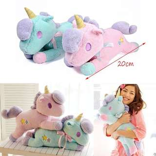 Baby Unicorn Plushie Doll Toy