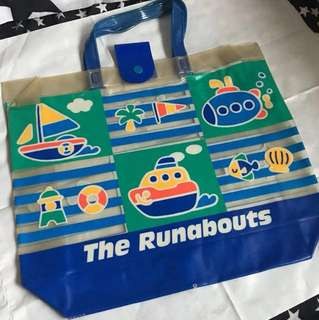 Runabouts 車仔 沙灘袋 95年