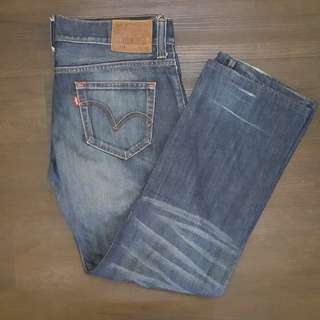Pre-owned authentic Levi Strauss 514 jeans Levi's