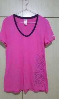 Pink Top Zumba