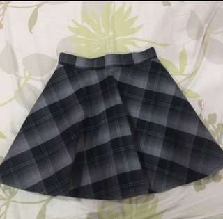 Korean style Pleated Skirt
