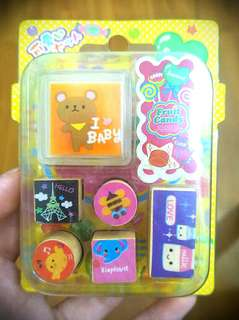 CUTE STAMPS!!🐻