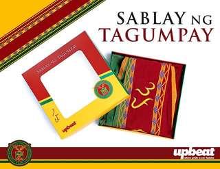 UP Sablay Hablon