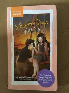A Hundred Days With You (Wattpad Book)