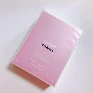$450 原裝 全新 Chanel chance fraiche Edt  綠色青草香女士邂逅  淡香水 密封 50ml