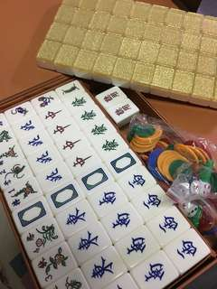 Promo- Mahjong Set- Brand New