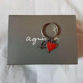 Agnes b Adjustable Ring 戒指
