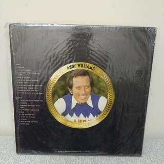 76年 Andy Williams LP lp黑膠唱片